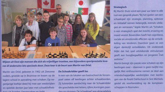 Interview met De Schaakridder himself!