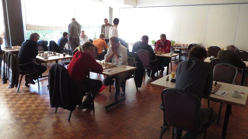 Gevoelige nederlaag voor Dubbelschaak tegen Giessen en Linge