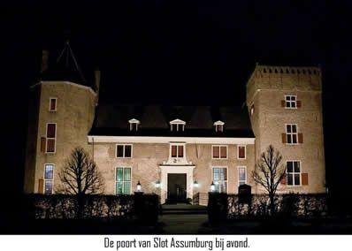 Assumburg voorkant b