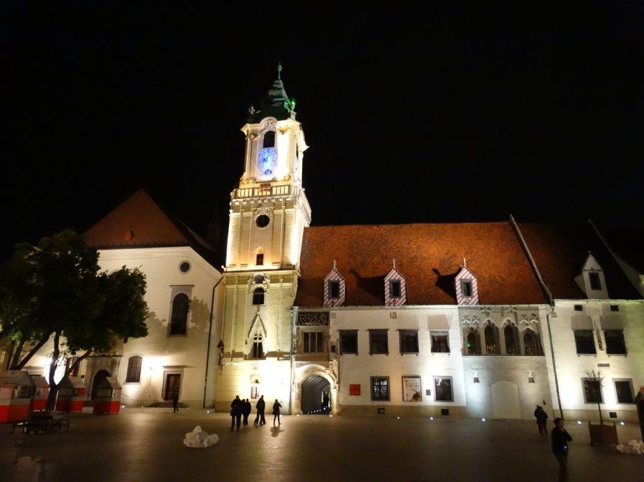 Bratislava – het marktplein