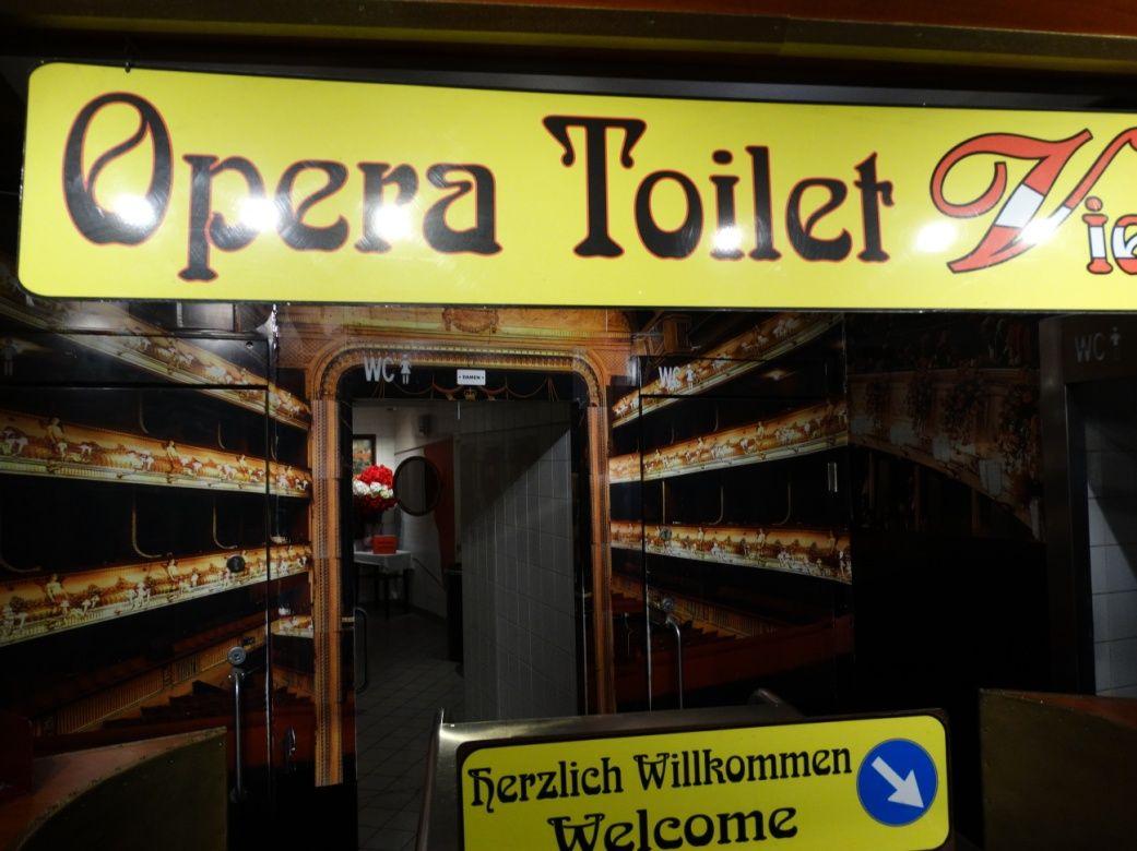 Het Opera-toilet