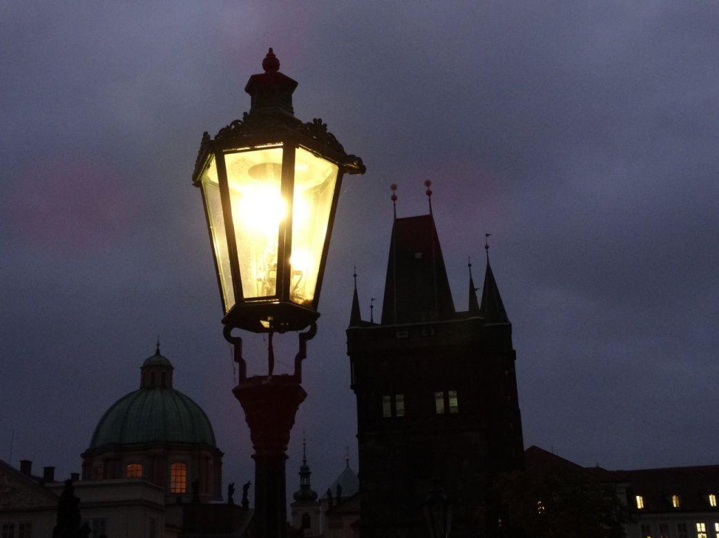 Perspectief in Praag