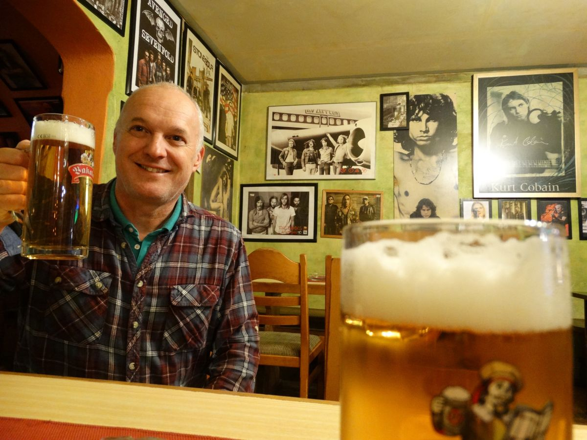 Rock café (Český Krumlov)