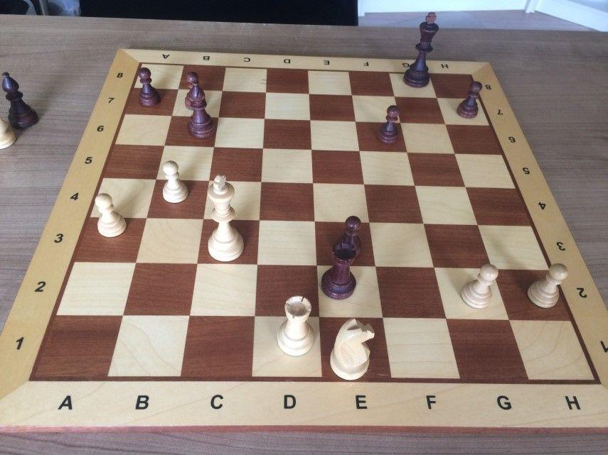 Figuur 2 Guido stelt verlies zeker door ... - Ta2, gevolgd door Pc2.