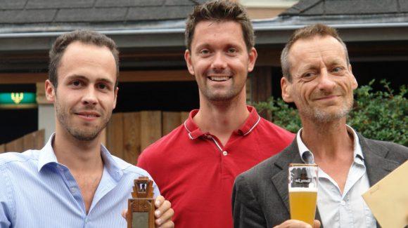 Manuel Bosboom en Brent Burg gedeeld winnaar Huub van Dongen Memorial