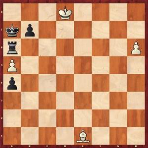 Wit speelt en wint.