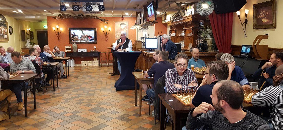Job de Lange winnaar Huub van Dongen Memorial 2018